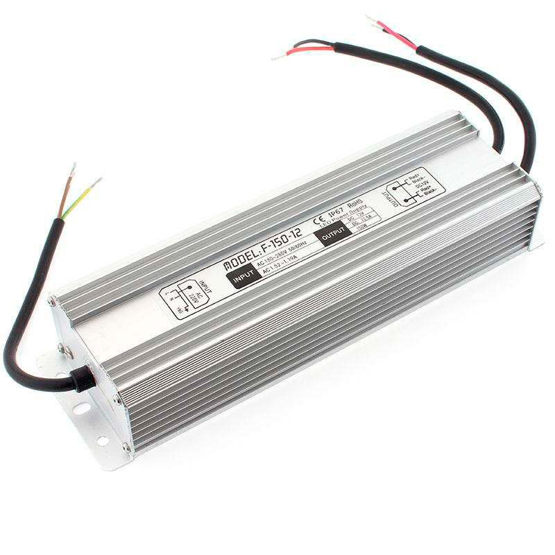 Source d'alimentation LED 12V/150W/12,5A